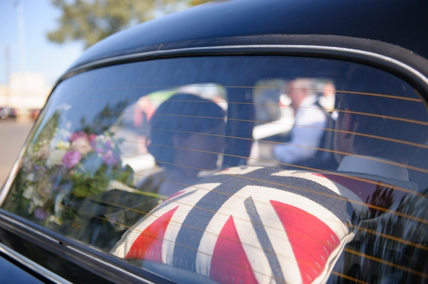 London Cab Weddings in Camden